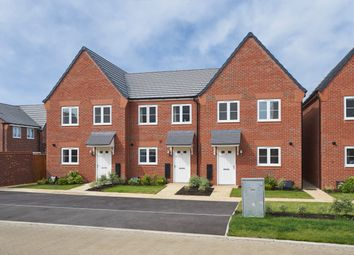 Thumbnail 2 bed mews house for sale in Lloyd Jones Road, Haslington