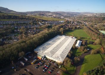 Thumbnail Industrial to let in Skewfields, Lower Mill, Pontypool, Torfaen