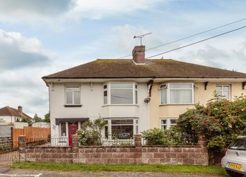Thumbnail 3 bed semi-detached house for sale in Moorgreen Road, Southampton, Hampshire
