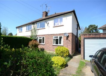 Thumbnail 2 bed maisonette for sale in Headley Road, Woodley, Reading