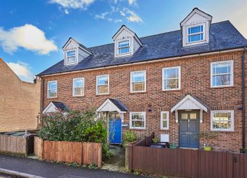 Thumbnail 3 bed terraced house for sale in Hatfield Road, St. Albans, Hertfordshire
