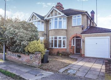 Thumbnail 3 bed semi-detached house for sale in Westbury Road, Ipswich