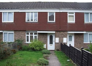 Thumbnail 3 bed terraced house to rent in Napton Close, Redditch