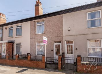 Thumbnail 3 bedroom terraced house for sale in Bowling Street, Mansfield