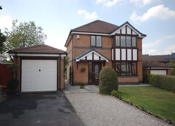 Thumbnail 4 bed detached house for sale in Old Gates Drive, Blackburn