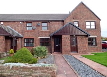 Thumbnail 2 bed terraced house for sale in Riverside Way, Carlisle, Cumbria
