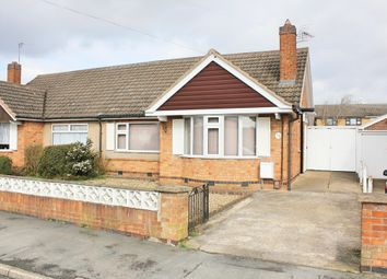 Thumbnail 2 bed semi-detached bungalow to rent in Norfolk Road, Wigston