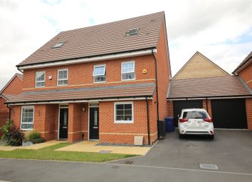 Thumbnail 3 bed semi-detached house for sale in Wentworth Road, Stanford-Le-Hope