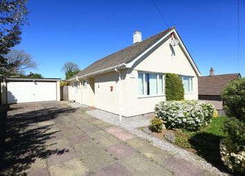 Thumbnail 3 bedroom detached bungalow for sale in Southernway, Plymstock, Plymouth
