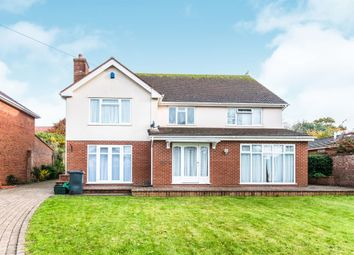 Thumbnail 4 bed detached house for sale in Sarlsdown Road, Exmouth