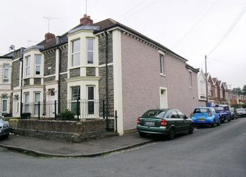 Thumbnail 2 bed end terrace house for sale in Felix Road, Easton, Bristol