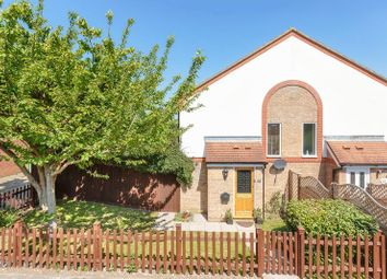 Thumbnail 1 bed terraced house for sale in Lambert Road, Banstead