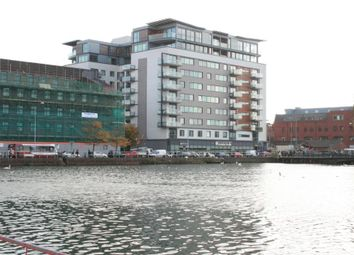 Thumbnail 2 bedroom flat to rent in Witham Wharf, Brayford Wharf