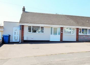 Thumbnail 4 bed semi-detached house for sale in The Ridgeway, Burntwood