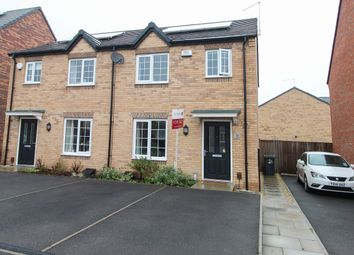Thumbnail 3 bed semi-detached house for sale in Calver Way, Waverley, Rotherham