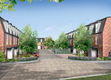 Thumbnail 3 bedroom flat for sale in Capstone Green, Capstone Road, Chatham, Kent