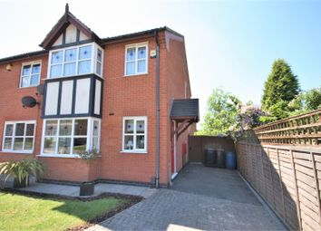 Thumbnail 3 bed semi-detached house for sale in Poppy Close, Coalville