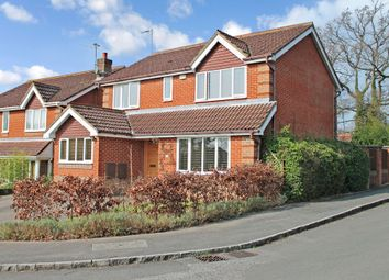 Thumbnail 4 bed detached house for sale in Martin Close, Swanmore, Southampton