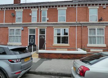 4 bed terraced house for sale in Stamford Street, Old Trafford, Manchester. M16