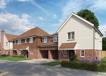 Thumbnail 2 bed link-detached house for sale in Vere Meadows, Benenden, Cranbrook
