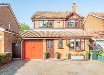 Thumbnail 4 bed detached house for sale in Poplar Crescent, Stourbridge