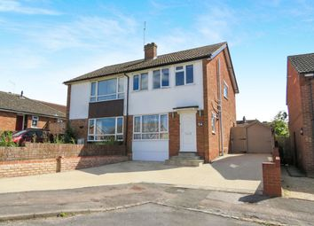 Thumbnail 3 bedroom semi-detached house for sale in Rothwells Close, Cholsey, Wallingford