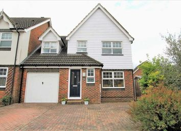 Cornflower Way, Southwater, Horsham RH13. 4 bed link-detached house for sale