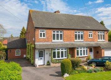 Thumbnail 3 bed semi-detached house for sale in Tolmers Road, Cuffley, Potters Bar, Hertfordshire