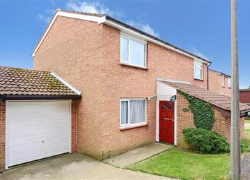 Thumbnail 2 bed semi-detached house for sale in Abbey Close, Peacehaven, East Sussex