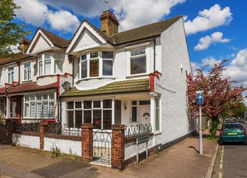 Thumbnail 3 bed end terrace house for sale in Westbury Road, London