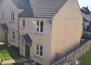 Thumbnail 3 bed semi-detached house for sale in Kestrel Park, Whitchurch, Tavistock