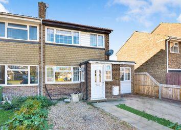 Thumbnail 4 bed semi-detached house for sale in Hunter Drive, Bletchley, Milton Keynes, Buckinghamshire