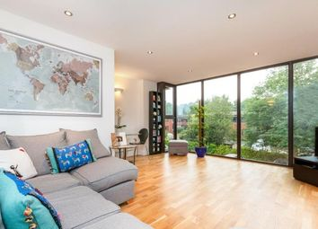 Thumbnail 2 bed flat for sale in Weyside Park, Godalming, Surrey