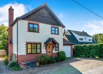 Thumbnail 3 bed detached house for sale in Fen Street, Hopton, Diss