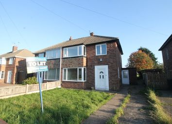 Thumbnail 3 bed semi-detached house to rent in Arklow Road, Doncaster