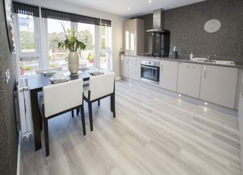 "Thumbnail 2 bed terraced house for sale in ""Balfour"" at Mugiemoss Road, Bucksburn, Aberdeen"