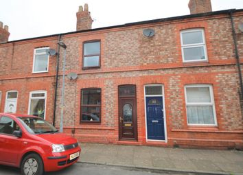 Thumbnail 2 bed terraced house to rent in Derby Road, Stockton Heath, Warrington, Cheshire