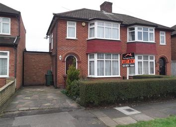 Thumbnail 3 bed semi-detached house to rent in Lamorna Grove, Stanmore