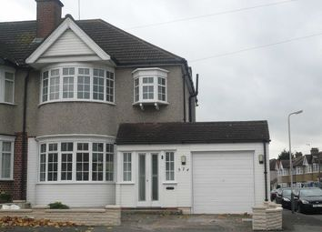 Thumbnail 3 bed semi-detached house to rent in Victoria Road, Ruislip Manor, Ruislip