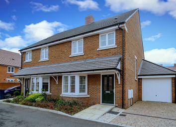 Goodearl Place, Princes Risborough HP27. 3 bed semi-detached house for sale
