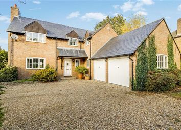 Thumbnail 4 bed detached house for sale in The Avenue, Stanton Fitzwarren, Wiltshire