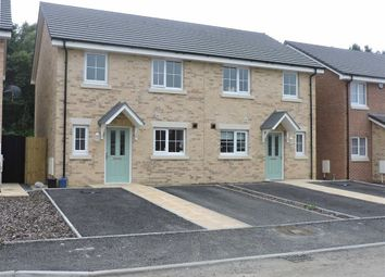 Thumbnail 3 bed semi-detached house for sale in New Road, Pontarddulais, Swansea