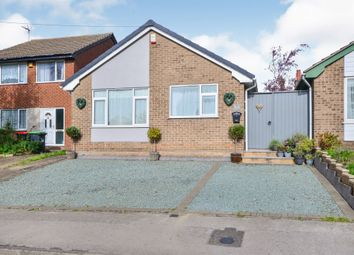 Thumbnail 3 bed detached bungalow for sale in Sherwood Way, Selston, Nottingham