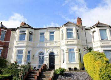 Thumbnail 4 bed terraced house for sale in Risca Road, Newport