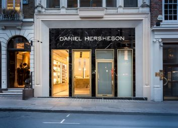 Thumbnail Retail premises to let in Conduit Street, London