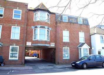 Thumbnail 2 bedroom flat for sale in Swannery View, Weymouth, Dorset