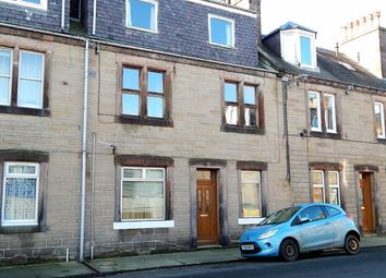 Thumbnail 1 bed flat for sale in Lintburn Street, Galashiels