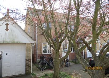 Thumbnail 2 bed end terrace house to rent in Hopkins Close, Cambridge