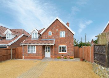 4 bed detached house for sale in Mill Road, Barnham Broom, Norwich NR9
