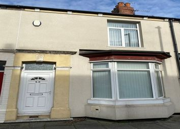Thumbnail 3 bed terraced house to rent in Orwell Street, Middlesbrough
